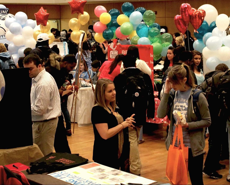 Employment - College of Charleston