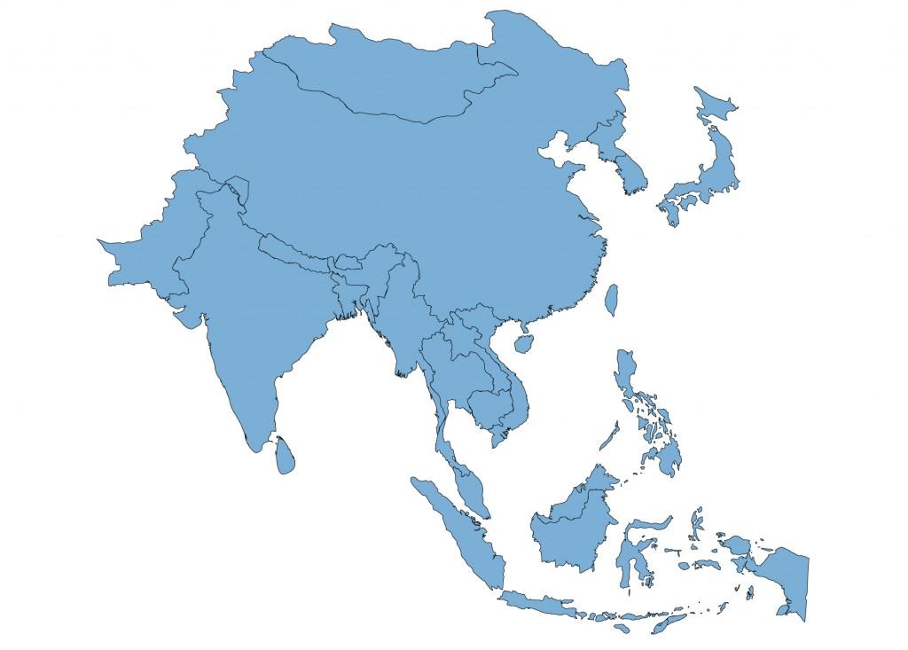 PanAsiaMap