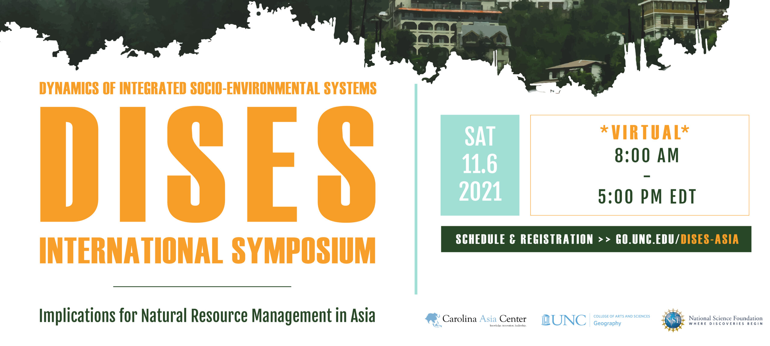 Dynamics of Integrated Socio-Environmental Systems International Symposium: Implications for Natural Resource Management in Asia