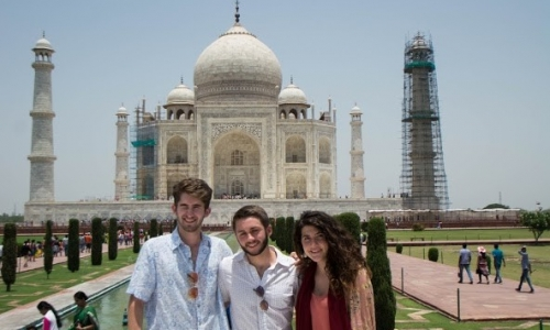 3 Summer in India Ambassadors
