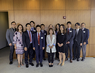 Korean Fulbright to UNC